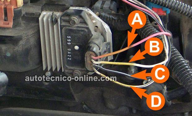 2003 Honda Remote Start Wiring Diagrams Los Circuitos Del M 243 Dulo De Encendido C 243 Mo Probar El
