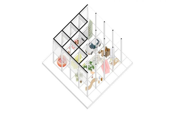 Kjellander Sjöberg - Commoning Kits - Illustration: Norell/Rodhe