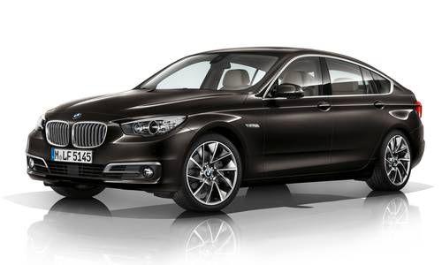 #BMW #Serie5granturismo. Sofisticada presencia de una berlina con la elegancia deportiva de un coupé.