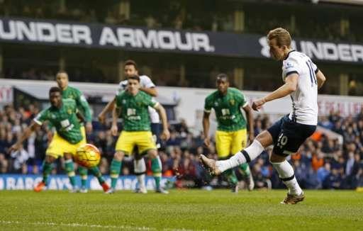 Tottenham Hotspur 3-0 Norwich City: The Form of Kane is Insane at The Lane! - Premier League Preview