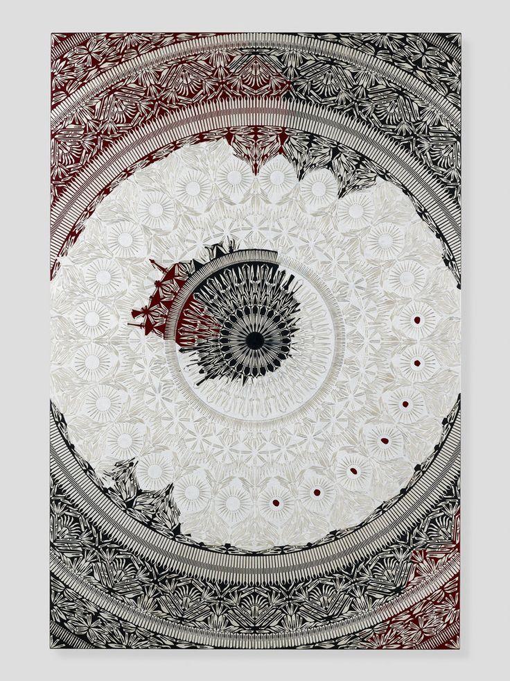 Damien Hirst - Scalpel Blade Series