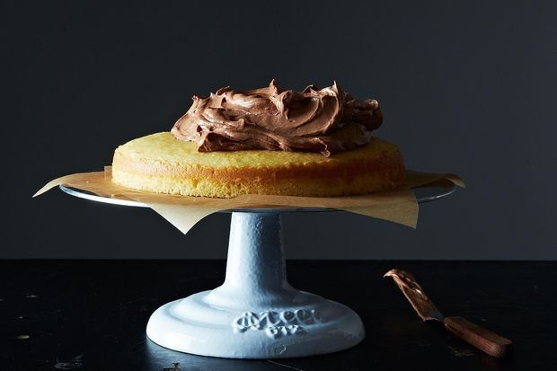 Whipped Chocolate Caramel Ganache recipe on Food52