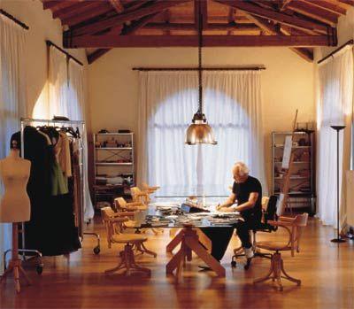 "Giorgio Armani, en su elegante villa ""Brony"", en pleno corazón de Italia - Foto 7"