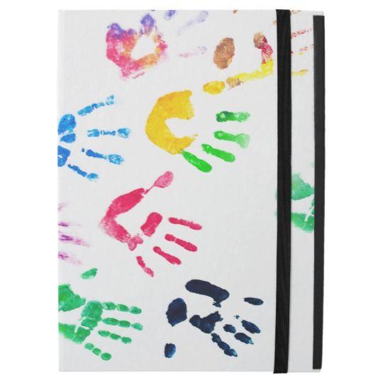 Rainbow Color Arms Prints iPad Pro Case