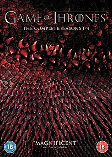 Game of Thrones - Season 1-4