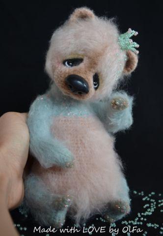 Элиза - Made with LOVE by Olfa - Галерея - Форум почитателей амигуруми (вязаной игрушки)