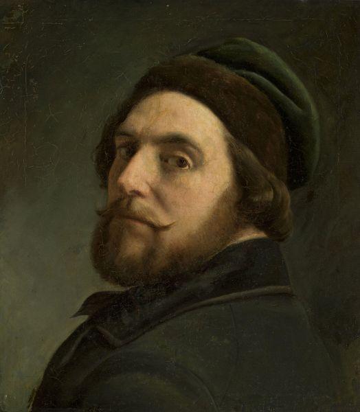 Portret męski - Artur Grottger