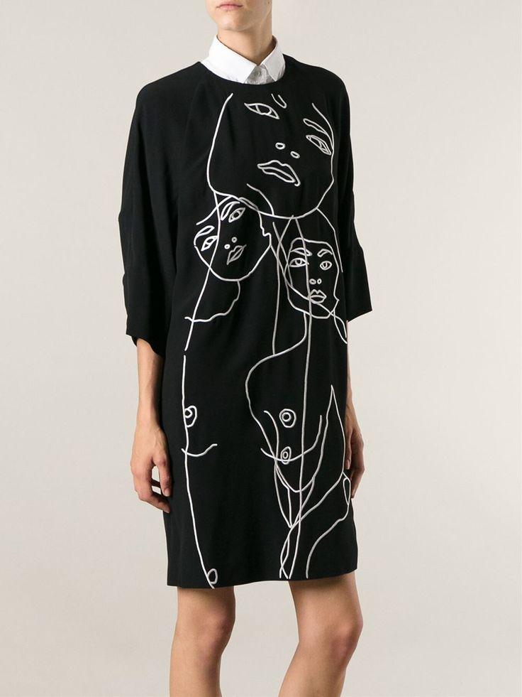 Shop STELLA MCCARTNEY 'James' dress from Farfetch