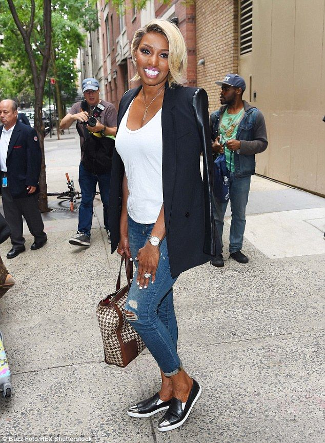 Sprung a Leak: NeNe Leakes claimed on Tuesday that The Real Housewives of Atlanta may not ...