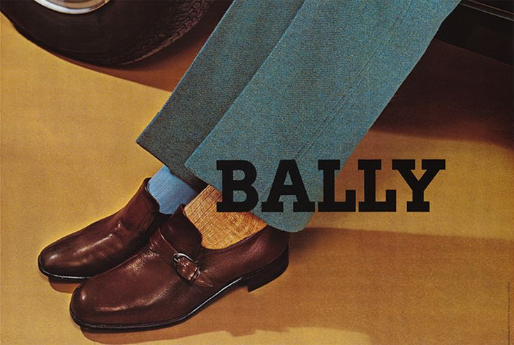 Bally Poster from the archive