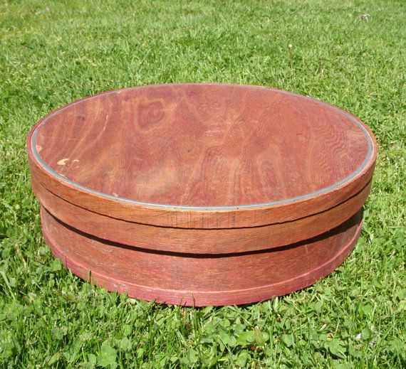 Antique Rustic Wooden Pantry Cheese Box Round By Quotes Of The Day