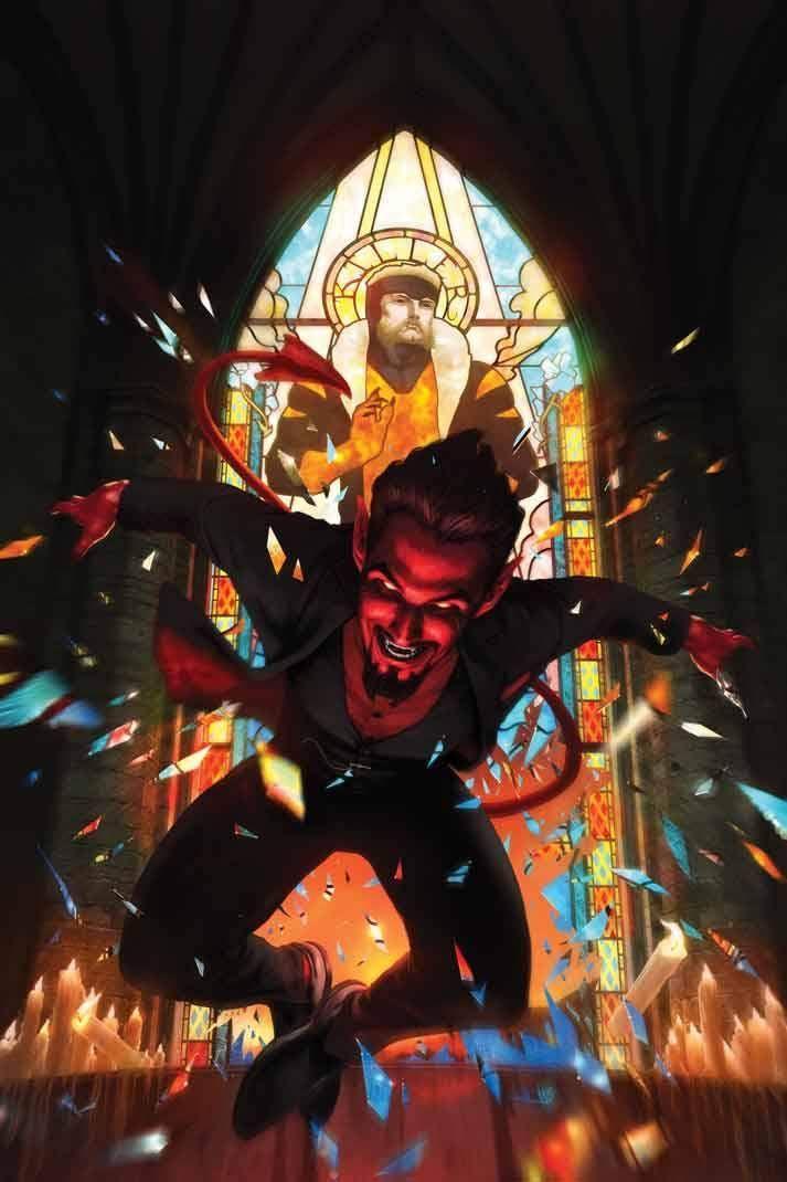 Azazel - Weapon X Vol 3 26 | art ✏ | Comics, Azazel marvel