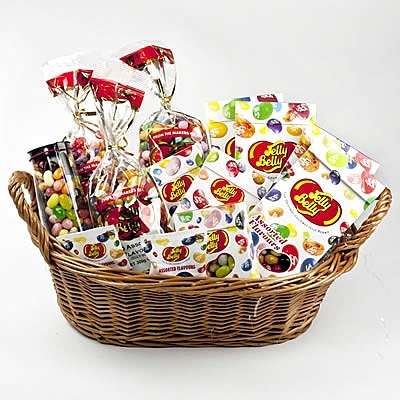 31 best hampers images on pinterest gift hampers hamper ideas jelly bean gift hamper from jelly belly 40 negle Choice Image
