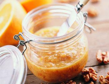 Råmarmelade med appelsin og valnødder - Kræftens Bekæmpelse