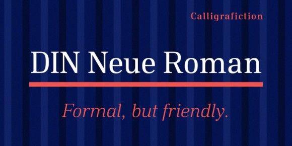 Font dňa – DIN Neue Roman   https://detepe.sk/font-dna-din-neue-roman?utm_content=buffer61ebe&utm_medium=social&utm_source=pinterest.com&utm_campaign=buffer