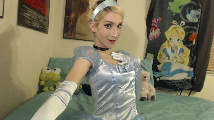 Cinderella By Cassiebrooksxxxdeviantartcom On -9124