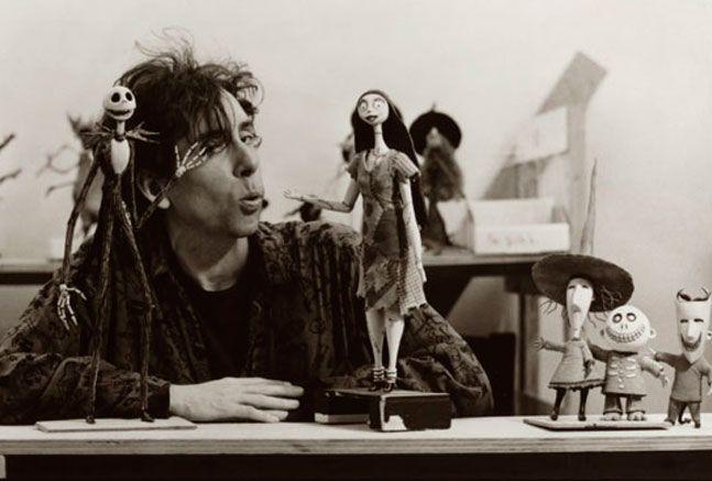 Tim Burton e seu universo particular vão ganhar exposição no MIS em SP com a presença do cineasta