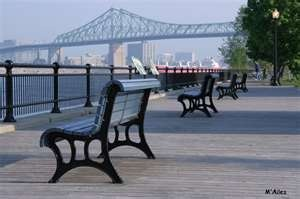 Jacques Cartier Bridge, Montreal.