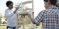 How to Paint Laminate Wood Furniture
