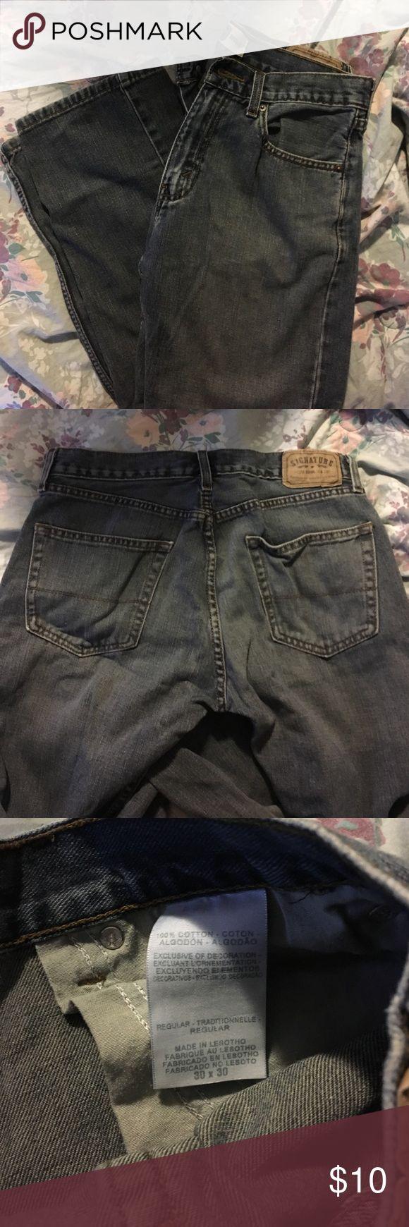Men's Levi's Regular 30x30 Jeans Men's signature Levi jeans 30x30 Levi's Jeans Straight