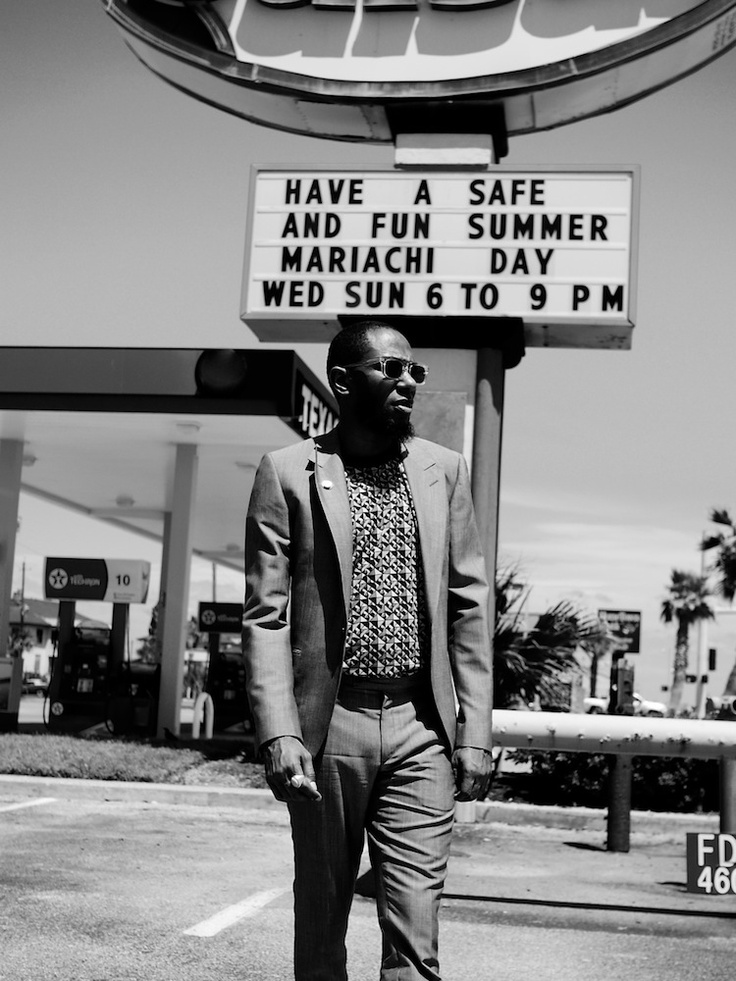 Have a Safe and Fun Summer Mariachi Day. Adrien Sauvage portraiture 4. #sartorial #Gentleman #Tailoring #British #Ghanaian