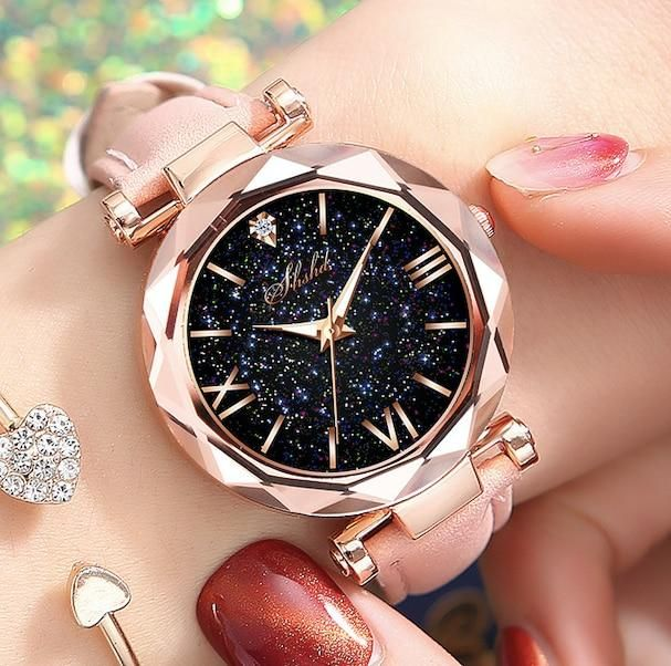Women's Watches Luxury Ladies Watch Starry Sky Watches For