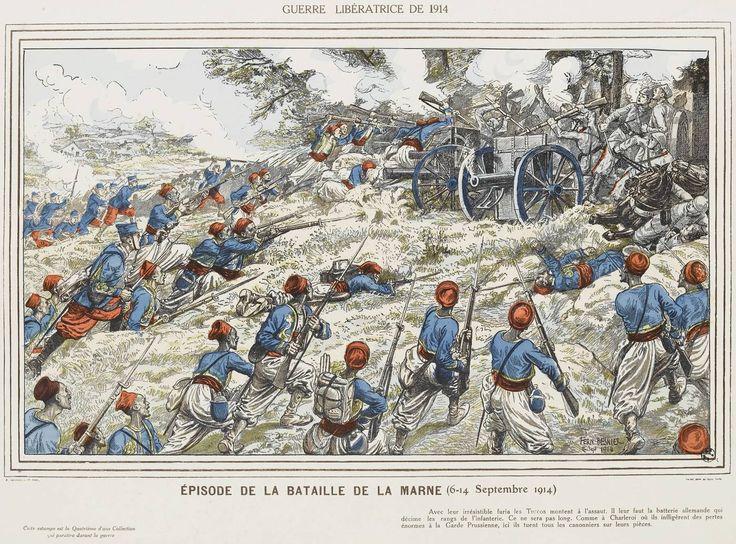 guerre lib 233 ratrice de 1914 201 pisode de la bataille de la