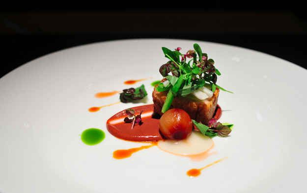 17 Stunning Photos Of Chef Charlie Trotter S Food In 2019