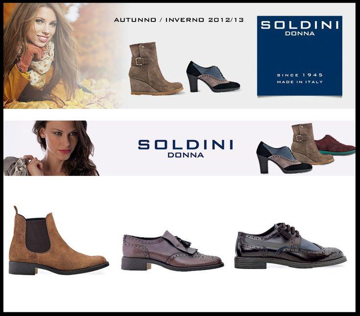 Soldini per quest'inverno ha lanciato una collezione donna ispirata al TomBoy Look, uno stile prettamente maschile, a metà tra il preppy e il country.