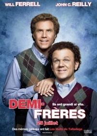 Affiche du film Demi-frères