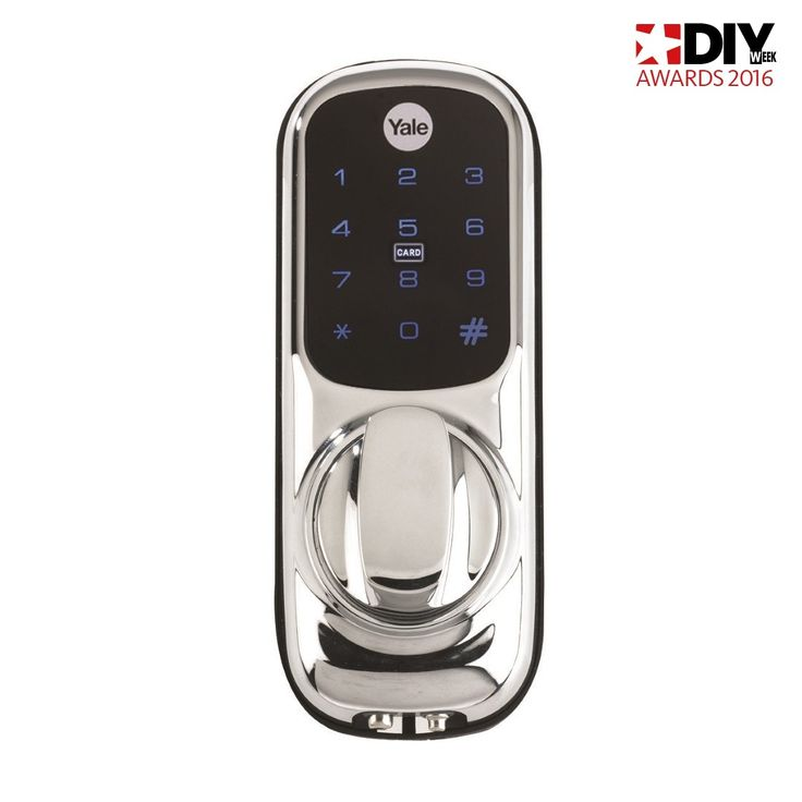 Yale Smart Living Keyless Connected Smart Lock, Intelligently protect your home with Yale Keyless Connected Smart Lock.