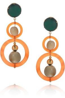 Loop earrings by Marni