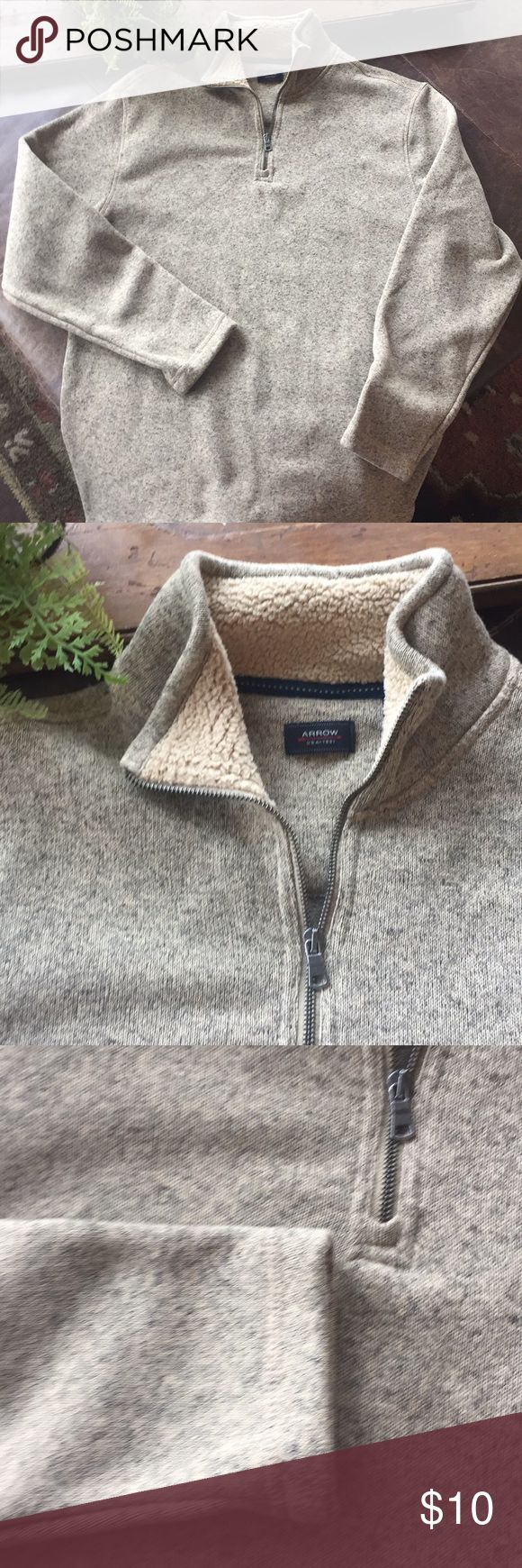 Men's pullover, M Perfect condition! Arrow Shirts