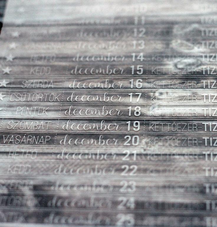 NőiCsizma | Decemberi dátumok