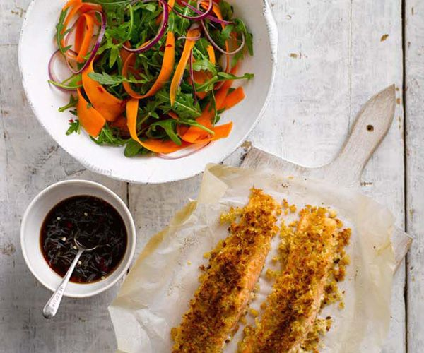Three quick and healthy salmon recipes   News   Lorraine Pascale