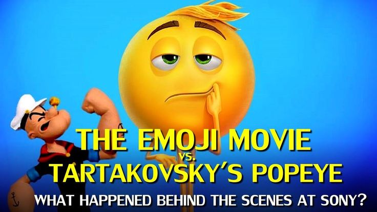 """The Emoji Movie and Tartakovsky's Popeye - What happened at Sony? On July 28th 2017, """"The Emoji Movie"""" opened to the public, with an incredible 0% rating on Rotten Tomatoes after the first batch of reviews were in.   But there was a time when Genndy Tartakovsky's Popeye was lined up to be made instead. Why didn't it?  In this video we will explore the rise and fall of Tartakovsky's Popeye, and how the Emoji movie came to be made instead, as well as how Sony lost an important backer in Lone…"""