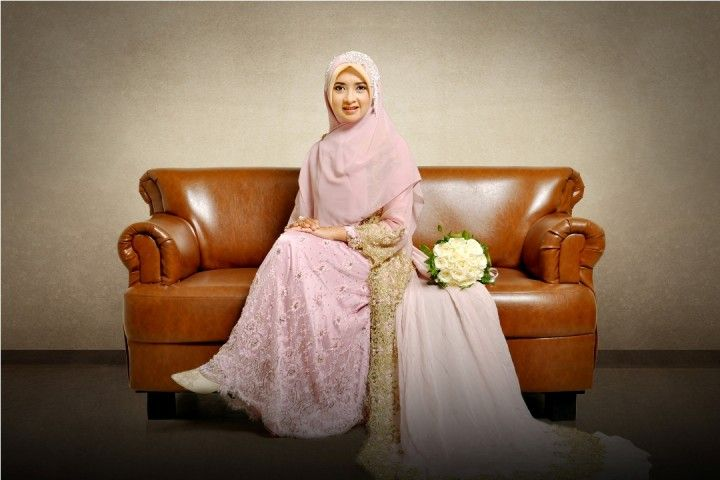 #muslimbride #syariwedding #muslimwedding #khimar #hijab