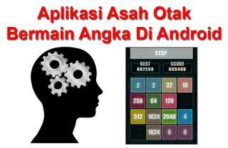 Tutorial Android Indonesia: Aplikasi Permainan Asah Otak Di Android 2048 Glow