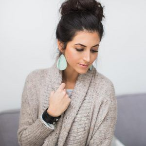 Local Earring Maker Nickel and Suede Changing How Women Wear Earrings!