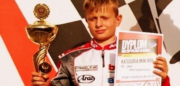 F1 - Jan Antoszewski kolejnym zawodnikiem Fundacji http://f1zone.pl/news/15894/jan_antoszewski_kolejnym_zawodnikiem_fundacji.html