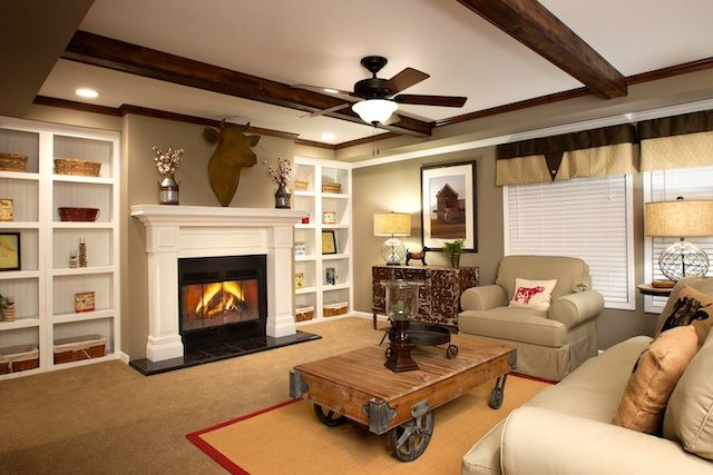 The Lloyd :: 6716DT « Cavalier Homes