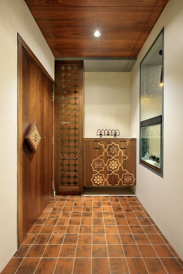 Indian Style Entryway Ideas