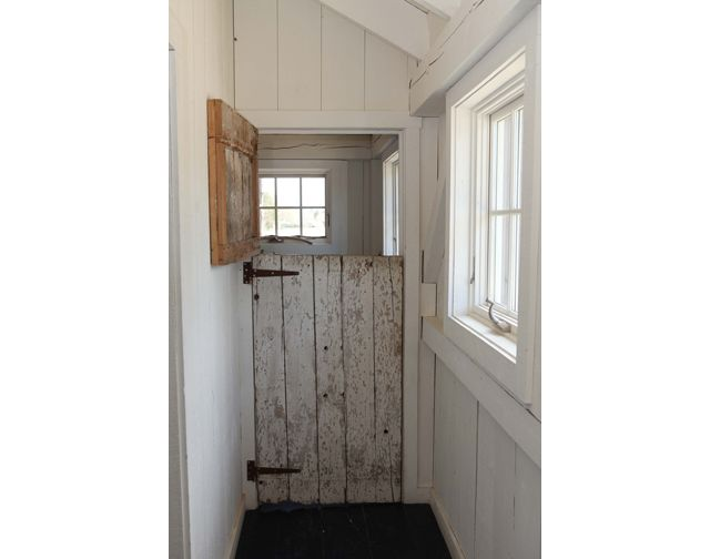 Old stable door in a converted barn omg white love for Barn doors to separate rooms