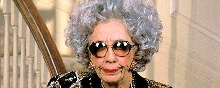 Fallece #AnnMorganGuilbert, la famosa abuela Yetta de #LaNiñera OGROMEDIA Films