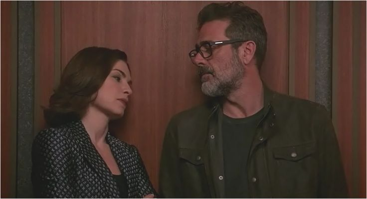 The Good Wife 7.21 Alicia and Jason Speaking the truth is a repeated theme this week and whether it can be separated from personal entanglements.
