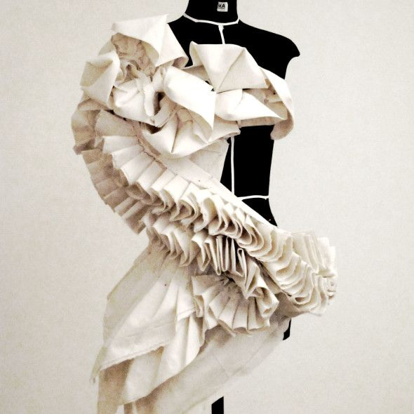 Amazing Fashion draping