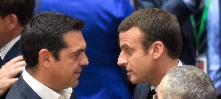 Πυρετός συσκέψεων Τσίπρα με υπουργούς για επενδύσεις -Ερχεται Αθήνα το Σεπτέμβριο ο Μακρόν