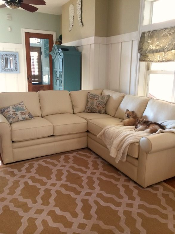 Lazboy Collins sectional : lazy boy collins sectional - Sectionals, Sofas & Couches