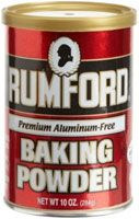 Rumford's Aluminum-free Baking Powder is tops.  I will not use any other brand.