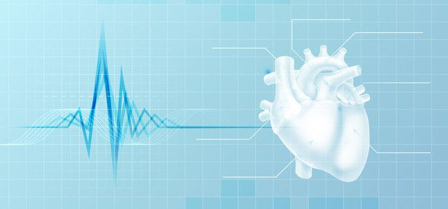 Medical Heart Graphic Background In 2020 Medical Background